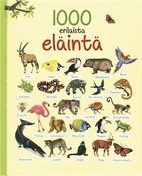 1000 erilaista eläintä