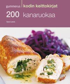 200 kanaruokaa