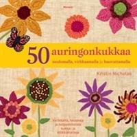50 auringonkukkaa