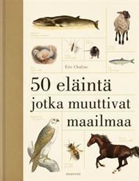 50 eläintä jotka muuttivat maailmaa