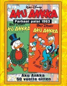 Aku Ankka - Parhaat palat 1963