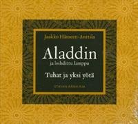 Aladdin ja loihdittu lamppu (3 cd)