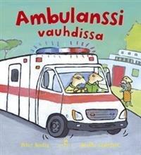 Ambulanssi vauhdissa