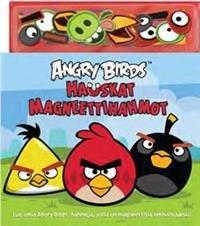 Angry Birds - Hauskat magneettihahmot