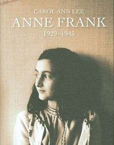 Anne Frank 1929-1945