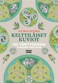Anti-Stress värityskirja Kelttiläiset kuviot