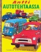 Antti autotehtaassa