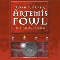 Artemis Fowl (8 cd-levyä)