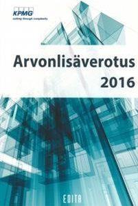 Arvonlisäverotus 2016