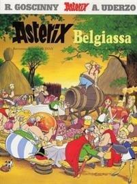 Asterix Belgiassa