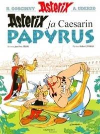 Asterix ja Caesarin papyrus