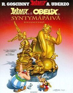 Asterixin ja Obelixin syntymäpäivä