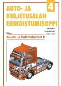 Auto- ja kuljetusalan erikoistumisoppi 4