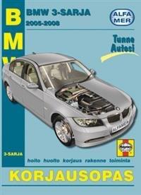 BMW 3-sarja 2005-2008