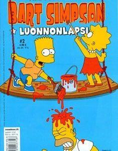 Bart Simpson - Luonnonlapsi