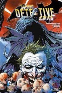 Batman Detective Comics 1 - Kuoleman kasvot