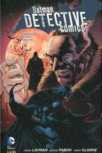 Batman Detective Comics 3