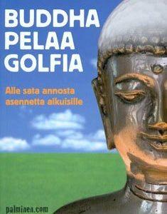 Buddha pelaa golfia