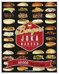 Burgeri joka makuun