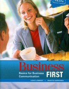 Business first
