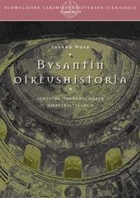 Bysantin oikeushistoria