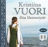 Disa Hannuntytär (MP3-cd)