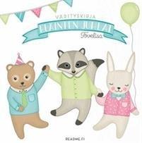Eläinten juhlat värityskirja