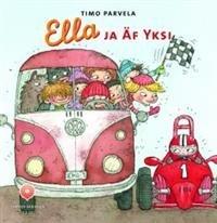Ella ja Äf Yksi (3 cd)