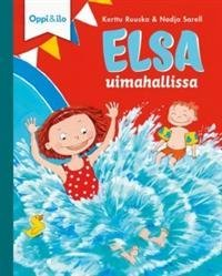 Elsa uimahallissa