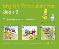 English vocabulary fun book 2 (+cd)
