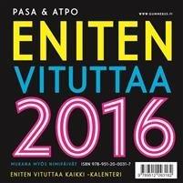 Eniten vituttaa 2016 kalenteri