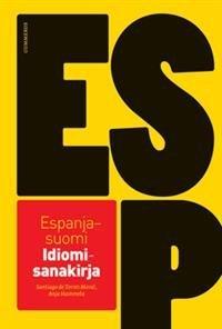 Espanja-suomi idiomisanakirja