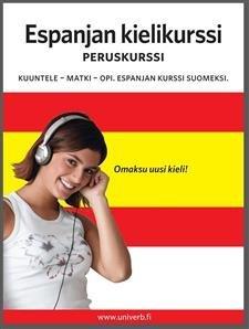 Espanjan kielikurssi peruskurssi