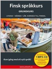 Finsk språkkurs. Grundkurs