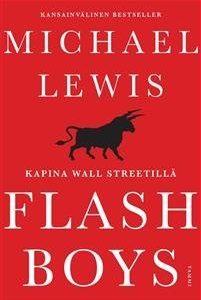 Flash Boys - Kapina Wall Streetilla