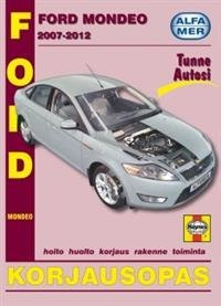 Ford Mondeo 2007 - 2014