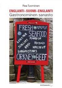Gastronominen sanasto