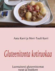 Gluteenitonta kotiruokaa