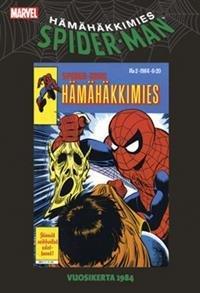 Hämähäkkimies vuosikerta 1984