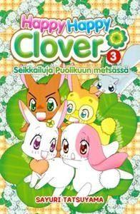 Happy Happy Clover 3