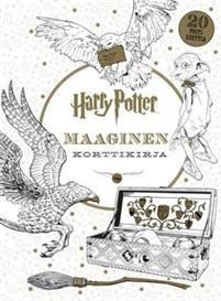Harry Potter - Maaginen korttikirja