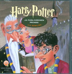 Harry Potter ja puoliverinen prinssi (18 cd)