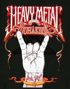 Heavy metal -puuhakirja