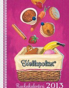 Hellapoliisi ruokakalenteri 2013