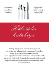 Hilda-tädin keittokirja