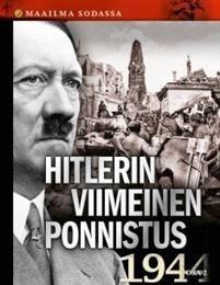 Hitlerin viimeinen ponnistus