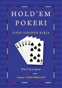 Hold'em pokeri - Pieni sininen kirja