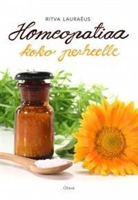 Homeopatiaa koko perheelle
