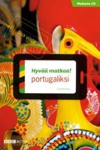 Hyvää matkaa! portugaliksi (+cd)