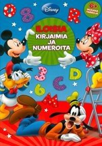 Iloisia kirjaimia ja numeroita